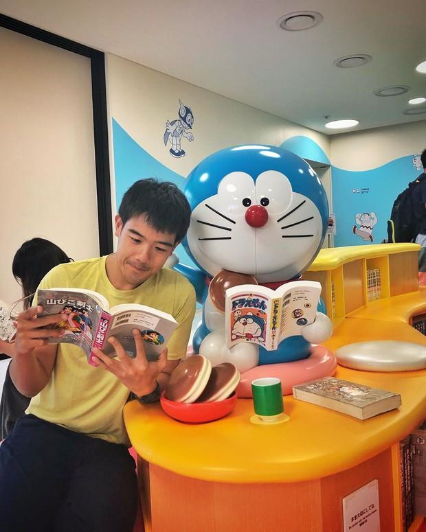 """Bí ẩn của ngày: Bảo tàng Doraemon ở Nhật có gì mà khiến Sơn Tùng nổi hứng chụp ảnh """"cưa sừng làm nghé"""" thế này? - Ảnh 7."""