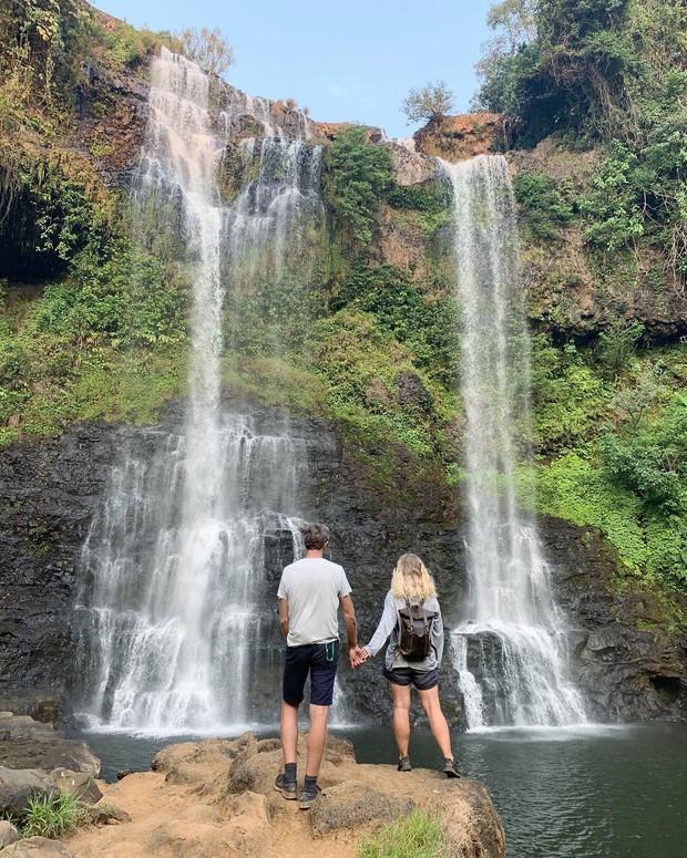 Muốn thử cảm giác mạnh ở Lào, đu đưa ngay trên võng và uống cafe giữa thác nước cao 140m này đi! - Ảnh 9.