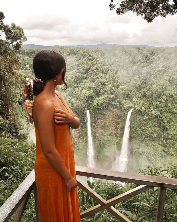 Muốn thử cảm giác mạnh ở Lào, đu đưa ngay trên võng và uống cafe giữa thác nước cao 140m này đi! - Ảnh 4.