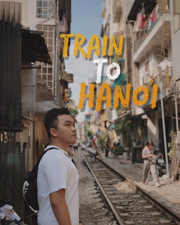 """Hà Nội lộ diện con đường tàu đẹp như phim, dân tình tranh cãi nảy lửa: Lại sắp mất đi hai chữ """"bình yên"""" - Ảnh 2."""