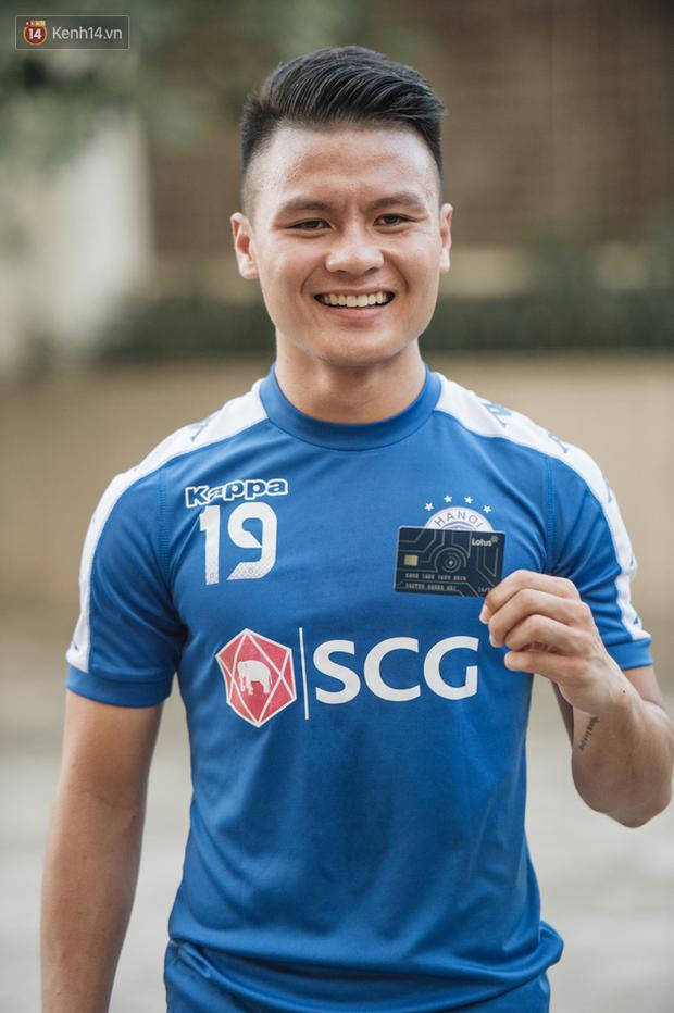 Cầu thủ Quang Hải: Khi một thứ được đầu tư thực hiện bằng cả trái tim lẫn khát vọng lớn lao, nó sẽ mang đến thành quả tốt đẹp - Ảnh 3.