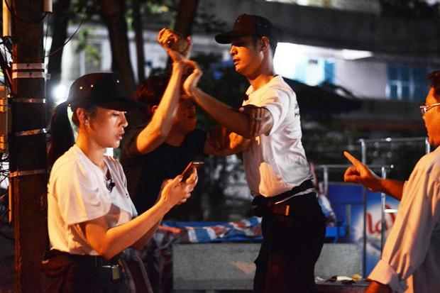 Dàn soái ca màn ảnh Hiếu Nguyễn, Anh Dũng, Trần Nghĩa cùng nhau đổ bộ Mỹ nhân hành động - Ảnh 5.
