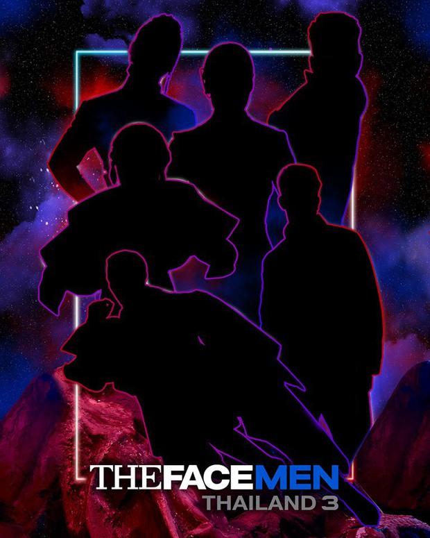 Nhìn bóng đoán người, dân mạng đi tìm 6 cái tên HLV cho The Face Men Thailand mùa 3! - Ảnh 1.