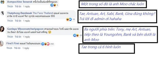 Nhìn bóng đoán người, dân mạng đi tìm 6 cái tên HLV cho The Face Men Thailand mùa 3! - Ảnh 2.