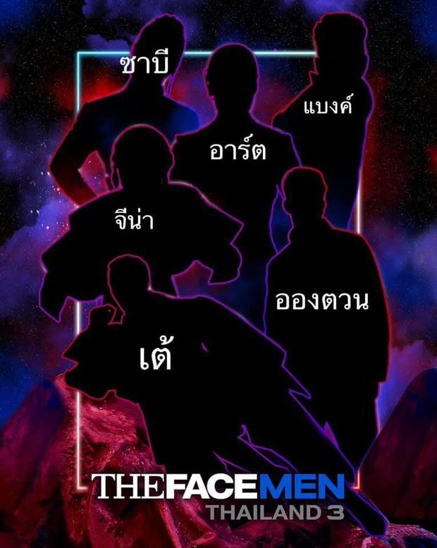Nhìn bóng đoán người, dân mạng đi tìm 6 cái tên HLV cho The Face Men Thailand mùa 3! - Ảnh 4.