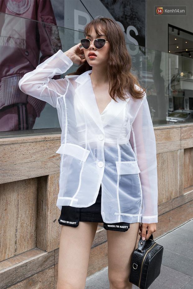 Street style giới trẻ Việt: Đã lên đồ siêu cool, các bạn trẻ còn pose chất quá trời quá đất, chẳng thua fashion icon nào - Ảnh 19.