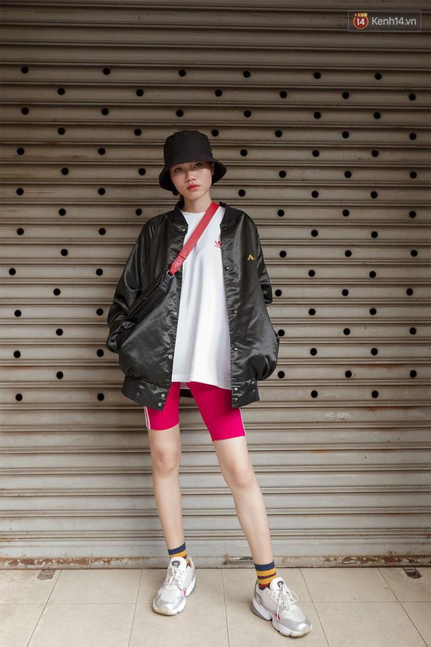Street style giới trẻ Việt: Đã lên đồ siêu cool, các bạn trẻ còn pose chất quá trời quá đất, chẳng thua fashion icon nào - Ảnh 10.