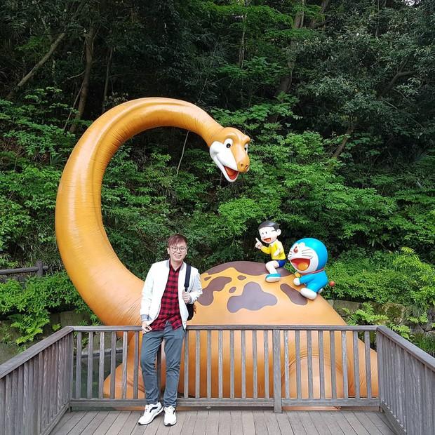 """Bí ẩn của ngày: Bảo tàng Doraemon ở Nhật có gì mà khiến Sơn Tùng nổi hứng chụp ảnh """"cưa sừng làm nghé"""" thế này? - Ảnh 6."""