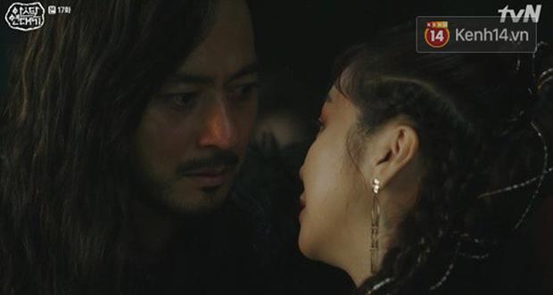 Lạnh người màn dằn mặt Jang Dong Gun của mẹ trẻ Kim Ok Bin ngay tập 17 Arthdal Niên Sử Kí - Ảnh 7.