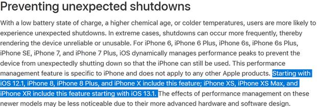 Ai dùng iPhone XS và XR lưu ý: Cập nhật iOS 13.1 có thể sẽ rơi vào tình thế bị giảm tốc độ - Ảnh 1.
