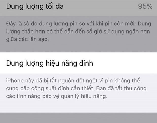 Ai dùng iPhone XS và XR lưu ý: Cập nhật iOS 13.1 có thể sẽ rơi vào tình thế bị giảm tốc độ - Ảnh 2.