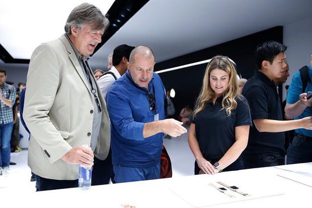 Ngoài Jony Ive, còn những sếp lớn nào đã dứt tâm rời bỏ Apple trước đây? - Ảnh 1.