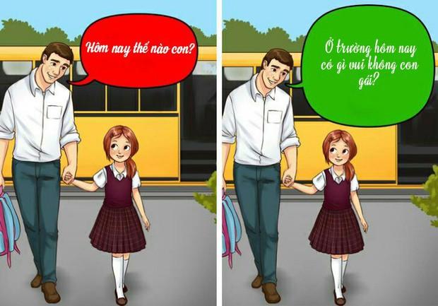 12 câu mà cha mẹ tuyệt đối đừng bao giờ nói với con cái, nếu không muốn chúng tổn thương tâm lý nặng nề - Ảnh 2.
