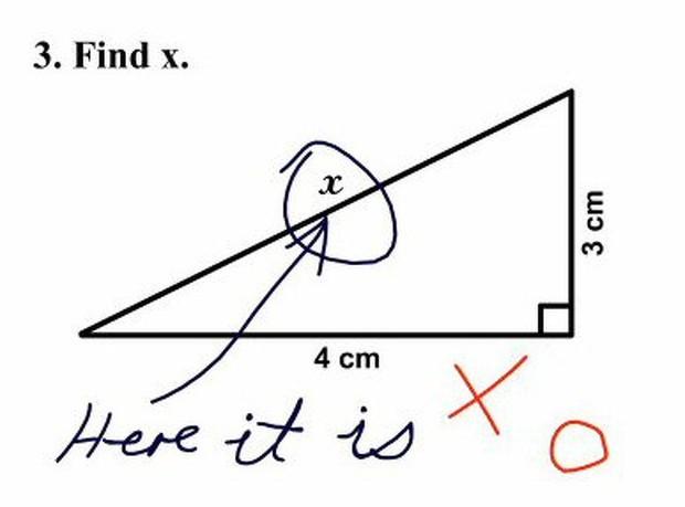 Chào thua trước những câu trả lời bá đạo của hội học trò, thầy cô giáo xem xong chỉ biết câm nín không muốn nói gì thêm - Ảnh 11.