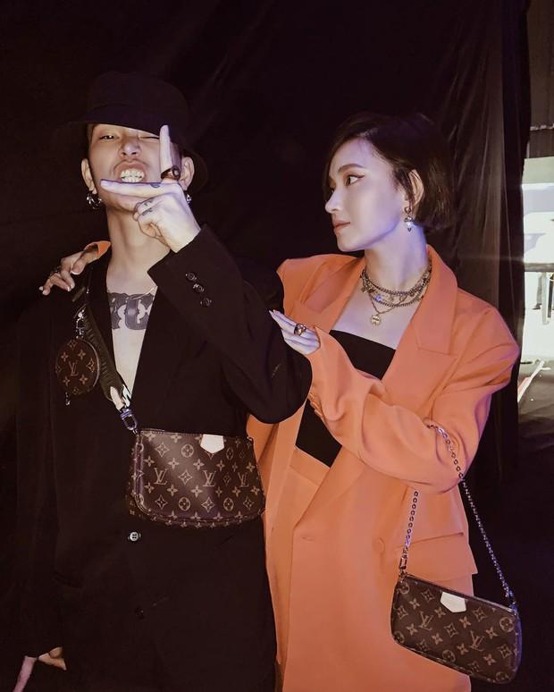 Mua 1 được hẳn 3 lại mix thế nào cũng đẹp, chẳng trách chiếc túi hiệu này được các sao nữ, fashionista khắp muôn nơi mê tít - Ảnh 14.