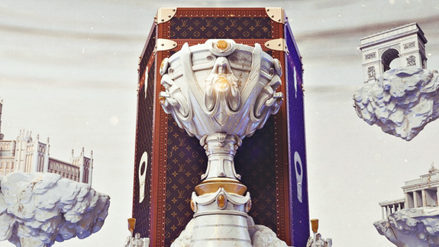 LMHT: Riot kết hợp với hãng thời trang xa xỉ Louis Vuitton để tạo nên một CKTG toàn đồ hiệu - Ảnh 3.