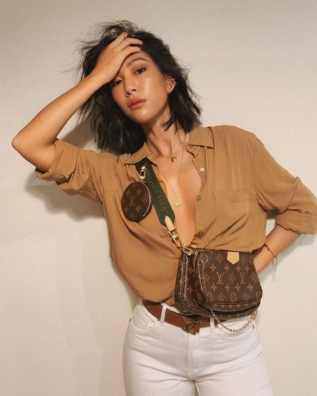 Mua 1 được hẳn 3 lại mix thế nào cũng đẹp, chẳng trách chiếc túi hiệu này được các sao nữ, fashionista khắp muôn nơi mê tít - Ảnh 3.