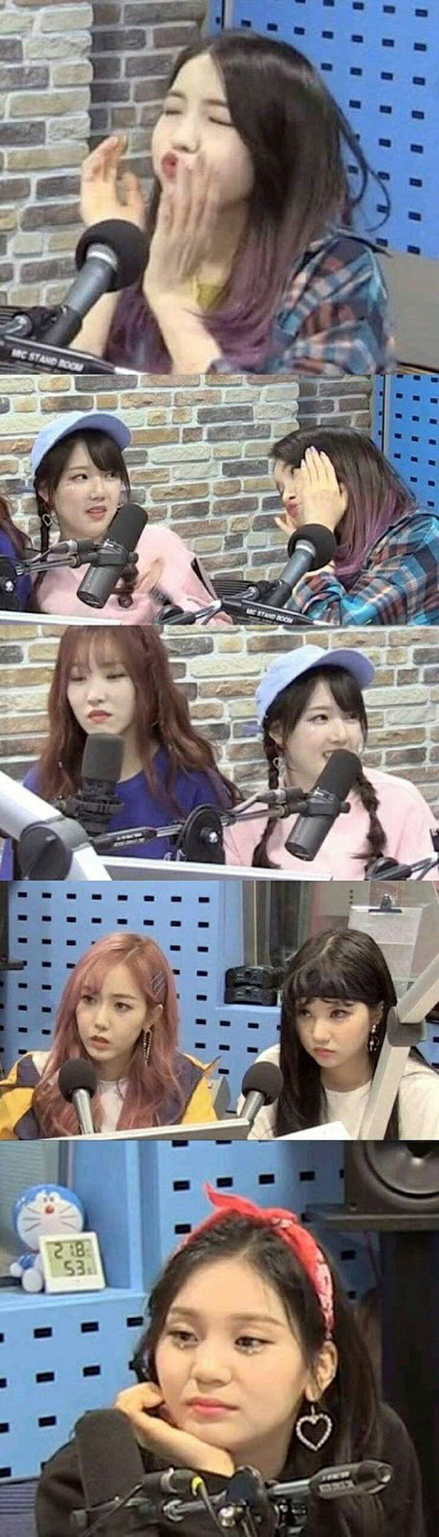 Còn gì buồn hơn khi Idol Kpop làm aegyo mà bị thành viên chung nhóm kỳ thị! - Ảnh 5.