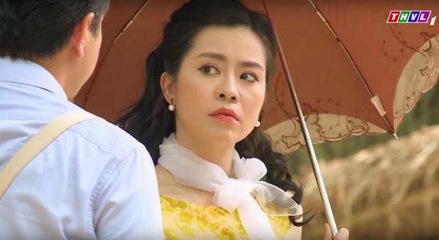 Tiếng sét trong mưa: Tiểu tam xinh đẹp bắt đầu tung chiêu, vừa xuất hiện fan đã đau tim vì sang chảnh hơn Nhật Kim Anh nhiều lần - Ảnh 6.