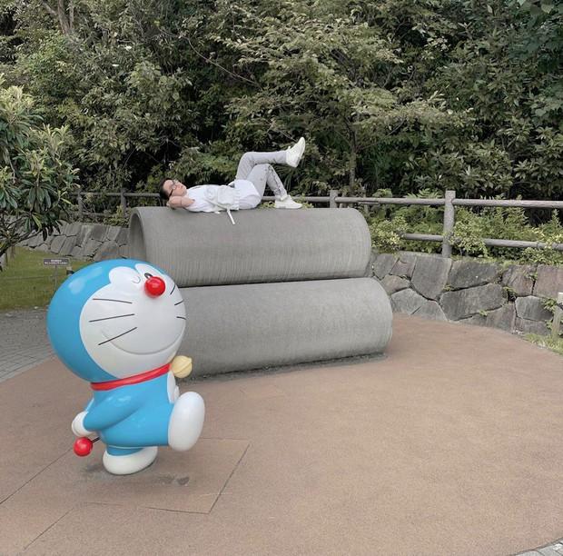 """Bí ẩn của ngày: Bảo tàng Doraemon ở Nhật có gì mà khiến Sơn Tùng nổi hứng chụp ảnh """"cưa sừng làm nghé"""" thế này? - Ảnh 11."""