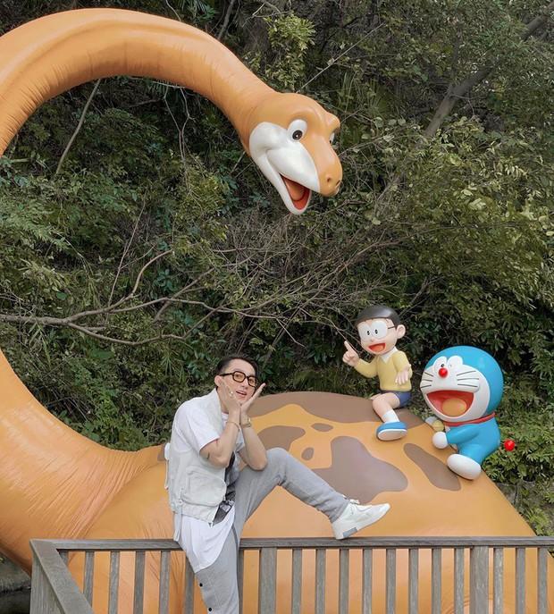"""Bí ẩn của ngày: Bảo tàng Doraemon ở Nhật có gì mà khiến Sơn Tùng nổi hứng chụp ảnh """"cưa sừng làm nghé"""" thế này? - Ảnh 10."""