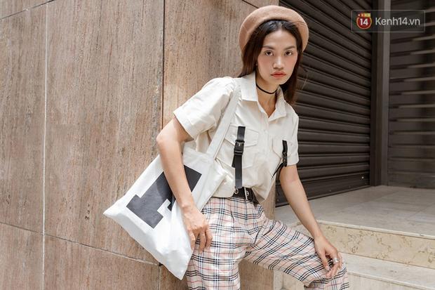 Street style giới trẻ Việt: Đã lên đồ siêu cool, các bạn trẻ còn pose chất quá trời quá đất, chẳng thua fashion icon nào - Ảnh 7.