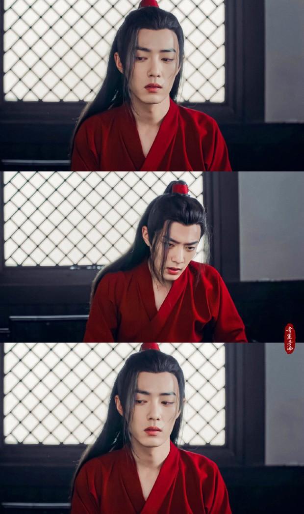 5 nam thần bận áo đỏ chứng tỏ đẹp trai màn ảnh Hoa ngữ: Nhìn Tiêu Chiến mặc, đảm bảo ai cũng đòi làm cô dâu - Ảnh 1.