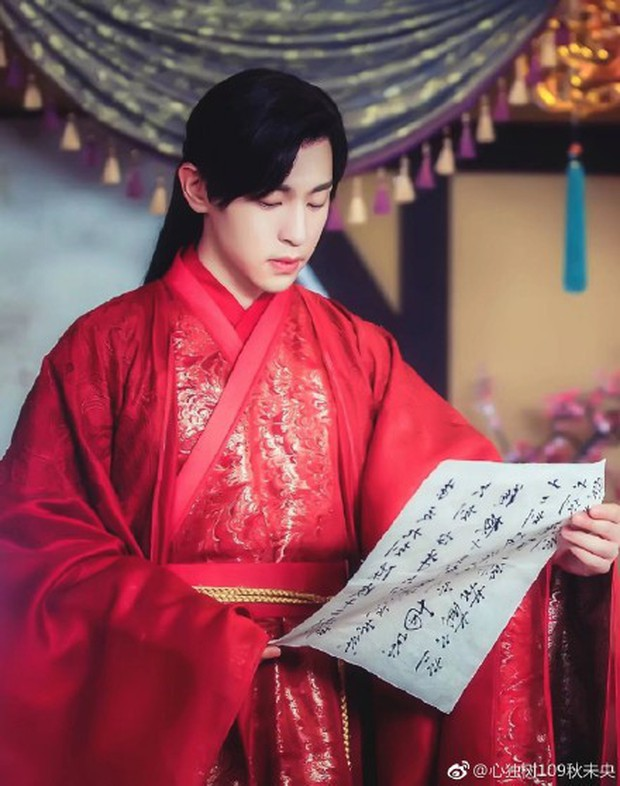 5 nam thần bận áo đỏ chứng tỏ đẹp trai màn ảnh Hoa ngữ: Nhìn Tiêu Chiến mặc, đảm bảo ai cũng đòi làm cô dâu - Ảnh 7.