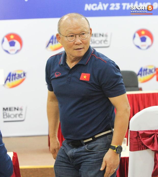 HLV Park Hang-seo: Tôi có 10 tiêu chí chọn cầu thủ và năng lực là yếu tố đầu tiên - Ảnh 1.