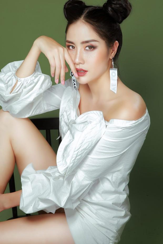 Missosology tung BXH đầu tiên của Miss Earth: Đại diện Việt khiêm tốn dù tiếp bước Hoa hậu, mỹ nhân Ấn là ai mà xếp đầu? - Ảnh 2.