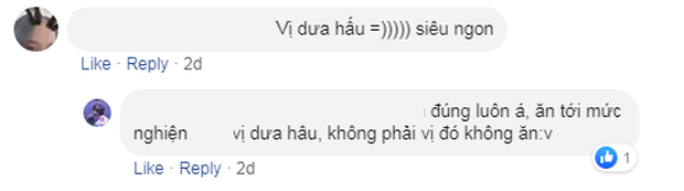 """Thú ăn """"chất chơi"""" mới của giới trẻ Việt: kẹo dưa hấu 30.000 đồng trong siêu thị, ăn xong uống nước đá là chuẩn bài - Ảnh 4."""