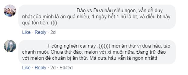 """Thú ăn """"chất chơi"""" mới của giới trẻ Việt: kẹo dưa hấu 30.000 đồng trong siêu thị, ăn xong uống nước đá là chuẩn bài - Ảnh 5."""