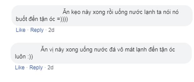 """Thú ăn """"chất chơi"""" mới của giới trẻ Việt: kẹo dưa hấu 30.000 đồng trong siêu thị, ăn xong uống nước đá là chuẩn bài - Ảnh 6."""