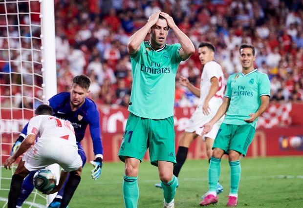 Thắng thuyết phục đội đầu bảng nhờ thống kê 3 năm mới lại xảy ra, Real Madrid áp sát ngôi đầu La Liga - Ảnh 2.