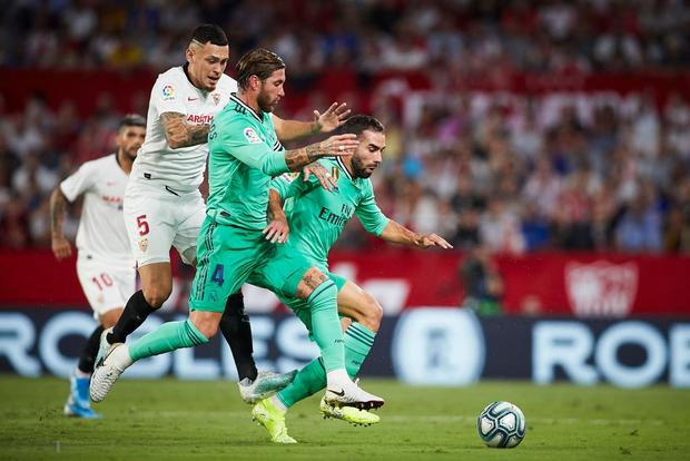 Thắng thuyết phục đội đầu bảng nhờ thống kê 3 năm mới lại xảy ra, Real Madrid áp sát ngôi đầu La Liga - Ảnh 4.