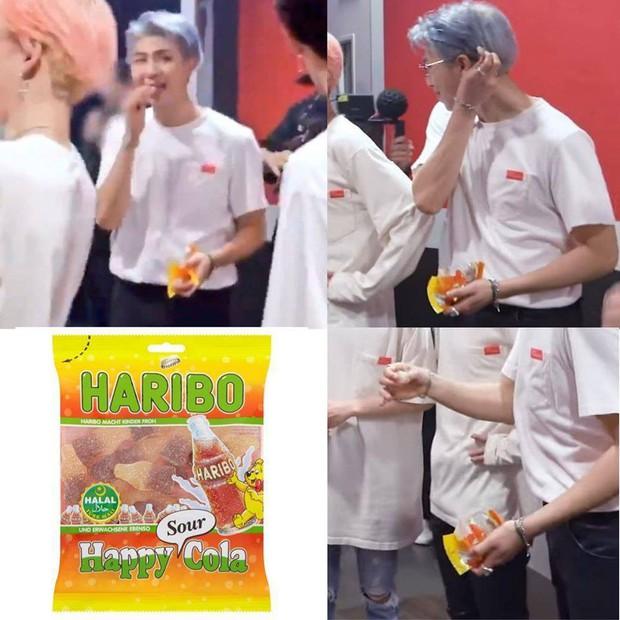 """Từ nay hãy gọi BTS là """"bánh kẹo thiếu niên đoàn"""": Toàn thích đồ ngọt giá bình dân, nhiều thứ mua được ở Việt Nam - Ảnh 8."""