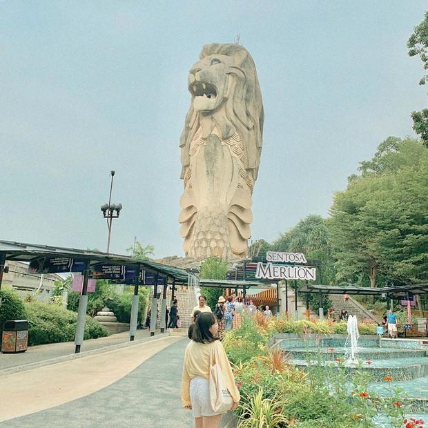 HOT: Bức tượng sư tử biển nổi tiếng trên đảo Sentosa ở Singapore sắp bị dỡ bỏ, dân mạng tiếc nuối tranh cãi dữ dội - Ảnh 9.