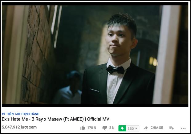 Quá ấn tượng với loạt ca khúc do Masew phù phép: Chạm tay vào bài nào thành hit bài đấy, thâu tóm Top Trending đầy ấn tượng - Ảnh 10.
