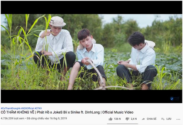 Một hiện tượng âm nhạc giống Jack bất thình lình lọt Top 2 Trending: Hạ bệ Da LAB - Tóc Tiên, nhăm nhe chiếm ngôi vương của Bảo Anh - Ảnh 7.