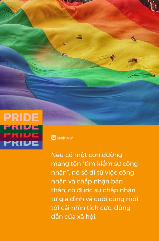 Cộng đồng LGBT+ tại Việt Nam được gì sau mỗi mùa Pride? - Ảnh 4.