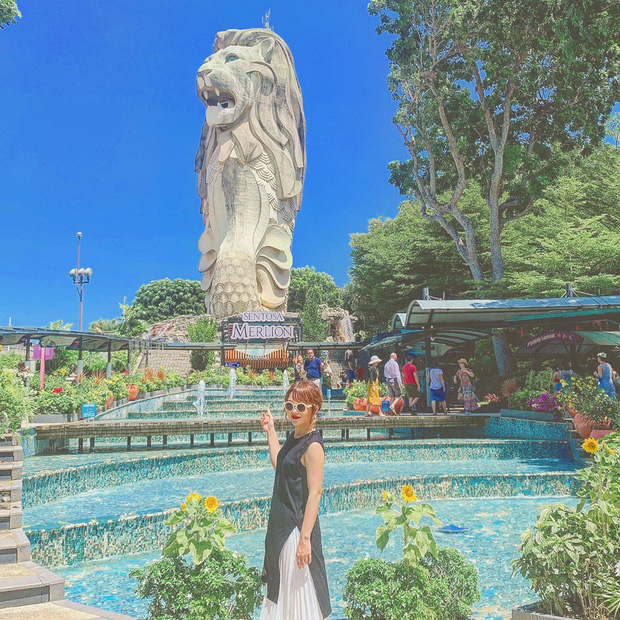 HOT: Bức tượng sư tử biển nổi tiếng trên đảo Sentosa ở Singapore sắp bị dỡ bỏ, dân mạng tiếc nuối tranh cãi dữ dội - Ảnh 10.