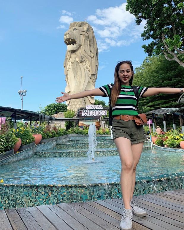 HOT: Bức tượng sư tử biển nổi tiếng trên đảo Sentosa ở Singapore sắp bị dỡ bỏ, dân mạng tiếc nuối tranh cãi dữ dội - Ảnh 13.