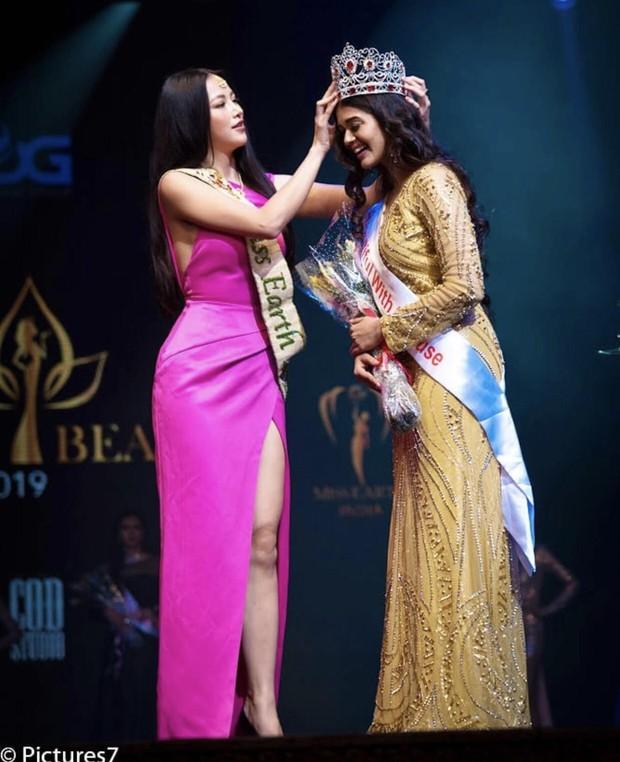 Missosology tung BXH đầu tiên của Miss Earth: Đại diện Việt khiêm tốn dù tiếp bước Hoa hậu, mỹ nhân Ấn là ai mà xếp đầu? - Ảnh 5.