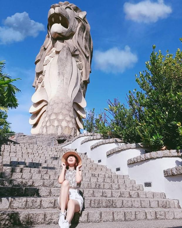 HOT: Bức tượng sư tử biển nổi tiếng trên đảo Sentosa ở Singapore sắp bị dỡ bỏ, dân mạng tiếc nuối tranh cãi dữ dội - Ảnh 6.