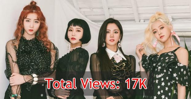 Giữa cuộc chiến trăm triệu view của Kpop, đây là 15 sản phẩm hẻo lượt xem nhất: Có MV sau gần 2 năm chỉ đạt 9.000 view! - Ảnh 4.
