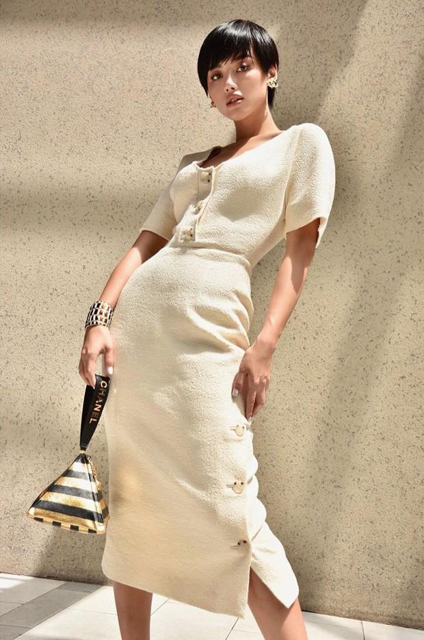 Túi hiệu đâu ra mà lắm thế: Hẳn nên gọi Khánh Linh là cô em nhiều túi' chứ không chỉ là cô em trendy - Ảnh 5.