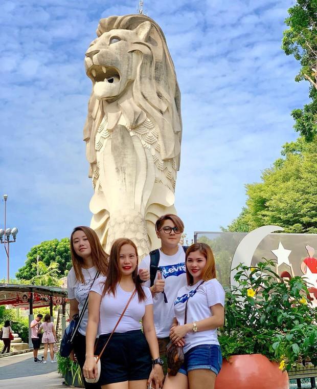 HOT: Bức tượng sư tử biển nổi tiếng trên đảo Sentosa ở Singapore sắp bị dỡ bỏ, dân mạng tiếc nuối tranh cãi dữ dội - Ảnh 11.