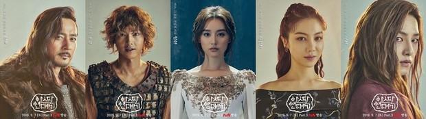Arthdal Niên Sử Kí mùa 1 kết thúc nửa chừng xuân, hội thiếu nữ u mê Song Joong Ki đợi phần 2 trong tuyệt vọng? - Ảnh 6.