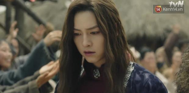 Arthdal Niên Sử Kí mùa 1 kết thúc nửa chừng xuân, hội thiếu nữ u mê Song Joong Ki đợi phần 2 trong tuyệt vọng? - Ảnh 4.