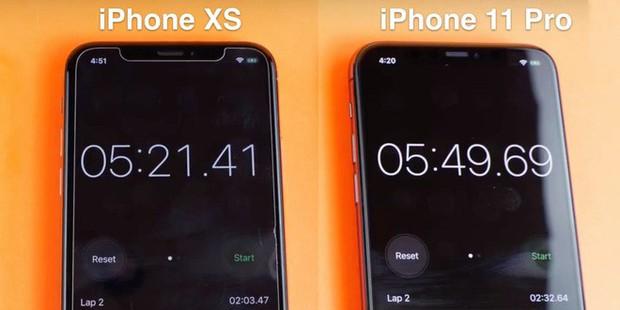 Ngạc nhiên chưa: iPhone 11 Pro bị chính iPhone XS đánh bại trong thử nghiệm tốc độ thực tế - Ảnh 1.